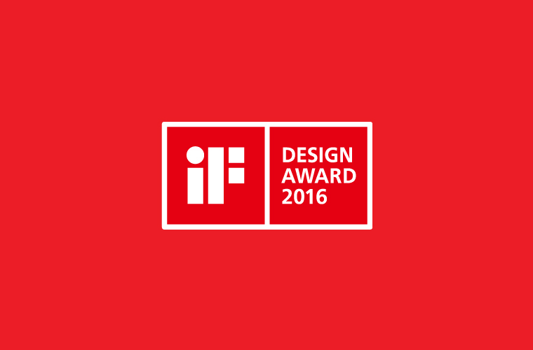 CRE8 DESIGN Takes Home Four More iF Design Awards