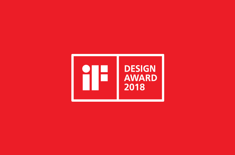 CRE8 DESIGN – Winner of 4 iF Design Awards This Year