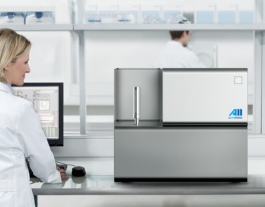 LABORATORY EQUIPMENT REINVENTED