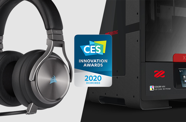 CRE8 Won 2 CES Innovation Awards