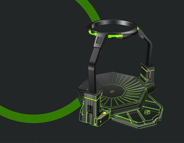 打造VR電競遊戲的極致體驗