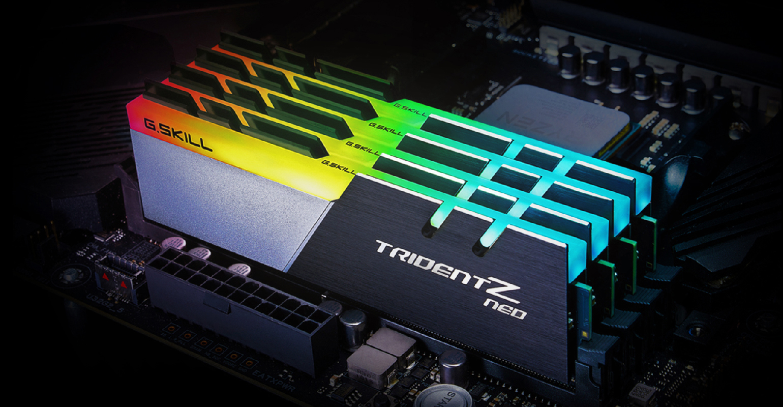 G.SKILL Trident Z Neo DDR4 Memory Kit